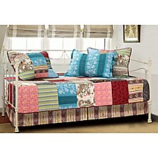image of Bohemian Dream Daybed Quilt Set