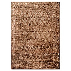 image of Magnolia Home By Joanna Gaines Kivi Rug in Sand/Copper