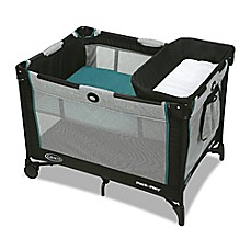 image of Graco® Pack 'n Play® Playard Simple Solutions™ Portable Playard in Darcie™