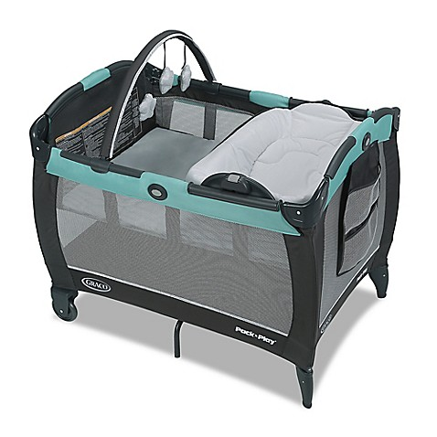 Gracou0026reg; Pack u0026#39;n Playu0026reg; Playard Reversible Napper and Changeru0026trade;  sc 1 st  buybuy BABY & Graco® Pack u0027n Play® Playard Reversible Napper and Changer™ LX in ...