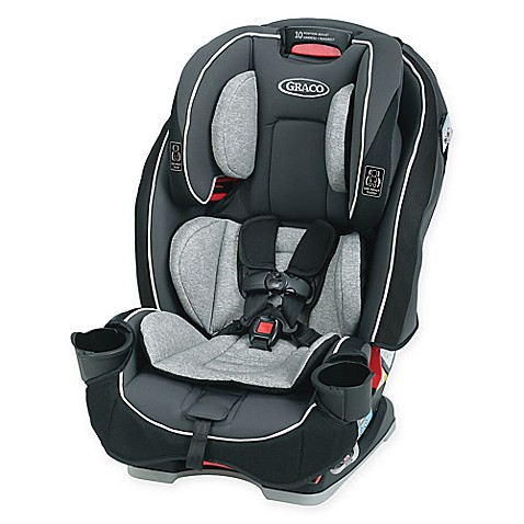 graco slimfit all in one convertible car seat in darcie bed bath beyond. Black Bedroom Furniture Sets. Home Design Ideas