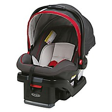 image of Graco® SnugRide® SnugLock™ 35 Infant Car Seat in Chili Red
