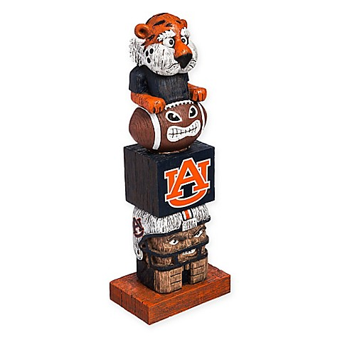 Auburn University Tiki Totem Bed Bath Amp Beyond