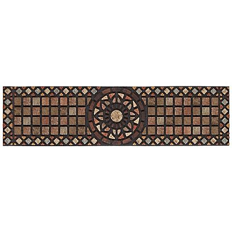Buy Mohawk Home Crum 35 Inch X 19 Inch Mosaic Mythos Door