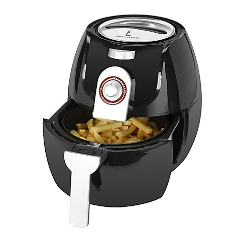 emeril chef 39 s classic 3 2 qt air fryer with dual layer basket bed bath beyond. Black Bedroom Furniture Sets. Home Design Ideas
