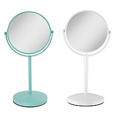 image of Zadro™ Back to School 1x/5x Dual Sided Vanity Mirror