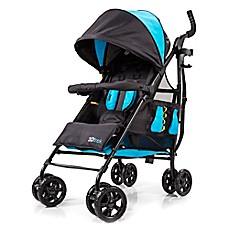 image of Summer Infant® 3D-Trek™ Convenience Stroller in Royal Blue/Black