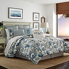 image of Tommy Bahama® Raw Coast Comforter Set in Blue