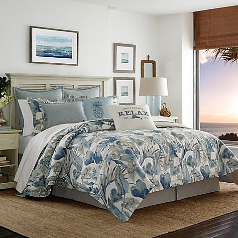 Tommy bahama raw coast comforter set bed bath beyond tommy bahamareg raw coast comforter set gumiabroncs Image collections