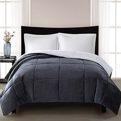 London Fog 174 Supreme Luster Comforter Bed Bath Amp Beyond