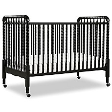 image of DaVinci Jenny Lind Stationary Crib in Ebony