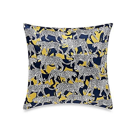 kate spade new York Leopard Throw Pillow - Bed Bath & Beyond