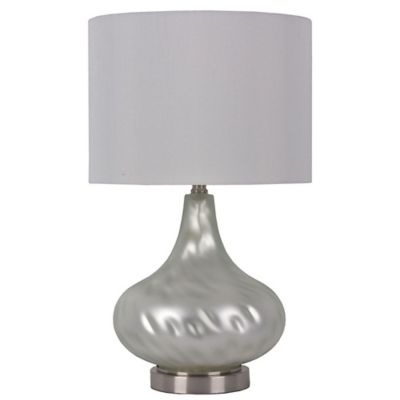 image of Florence Glass Droplet Table Lamp