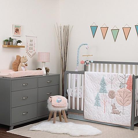 carter\'s® Woodland Meadow Crib Bedding - buybuy BABY