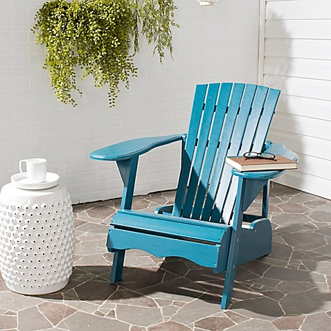 Safavieh Mopani Outdoor Chair Bed Bath Amp Beyond