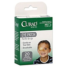 image of Curad™ 20-Count Eye Patch