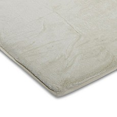 image of Arm's Reach® Mini Co-Sleeper® Plush Fitted Plush Sheet in Natural