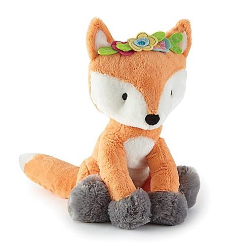 Levtex Baby Anika Fox Plush Toy Bed Bath Amp Beyond