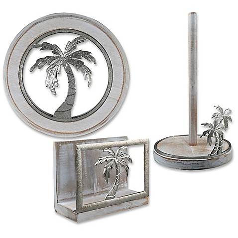palm tree kitchen accessories thirstystone 174 palm tree acacia wood kitchen decor bed 4088