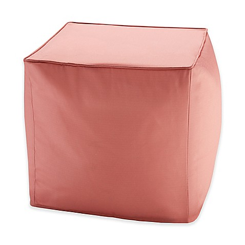 Madison Park Pacifica Square Outdoor Pouf