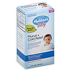 image of Hyland's® 4 oz. Baby Mucus + Cold Relief