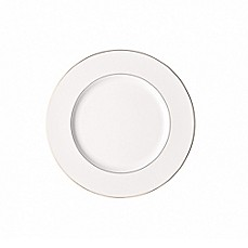 image of Lionel Richie Home Riviera Salad Plate in White