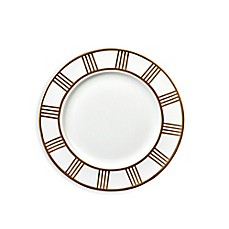 image of Lionel Richie Home London Salad Plate in White