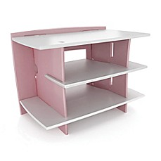 image of Legare Princess Collection Gaming Stand in Pink