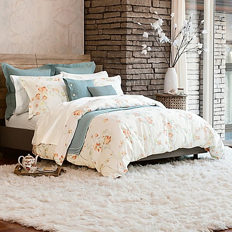 Bellora® Luxury Italian-Made Asami Duvet Cover - Bed Bath & Beyond
