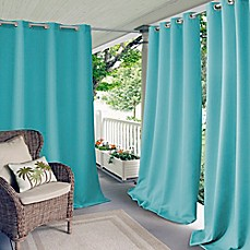 image of elrene connor grommet top window curtain panel