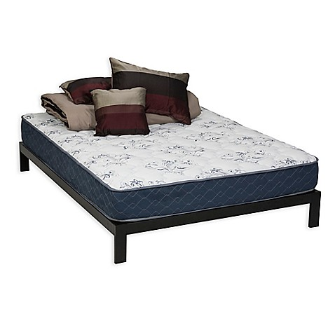 Buy Wolf Mateo Twin Mattress And Platform Set In Black From Bed Bath Beyond