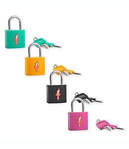 Candados de latón para maletas Safe Skies®