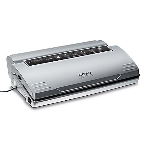 Caso 174 Vc300 Vacuum Food Sealer Bed Bath Amp Beyond