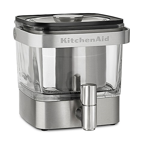 Kitchenaid 174 Cold Brew Coffee Maker Bed Bath Amp Beyond