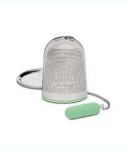 Infusor de té de acero inoxidable Cuisinart® Perfectsteep™ color verde
