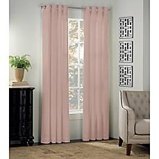 Newport Grommet Window Curtain Panel