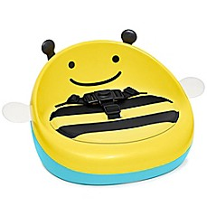 image of Skip Hop® Zoo Bee Booster Seat in Yellow