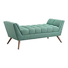 bedroom storage bench. Image Of Modway Response Medium Fabric Bench Bedroom Storage D