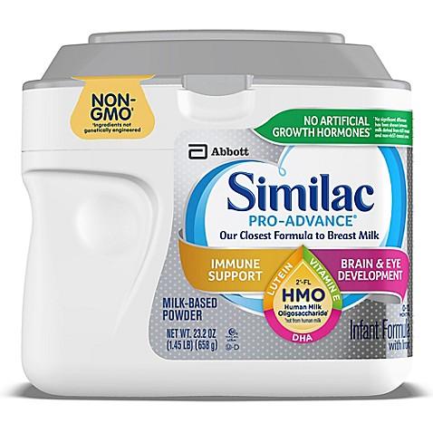 Similac 174 Pro Advance 2 Oz Non Gmo Baby Powder Formula