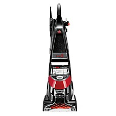 image of BISSELL®  Proheat® 1887 Essential Upright Carpet Cleaner in Black/Red