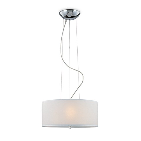 Lite Source Nowel Round Pendant Lamp