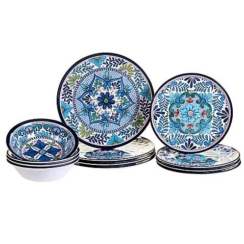 Certified International Talavera Dinnerware Collection