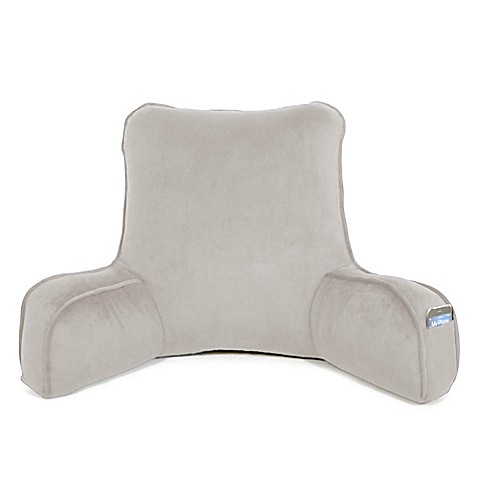 Therapedic Traditional Bed Pillow : Therapedic Oversized Foam Backrest - Bed Bath & Beyond