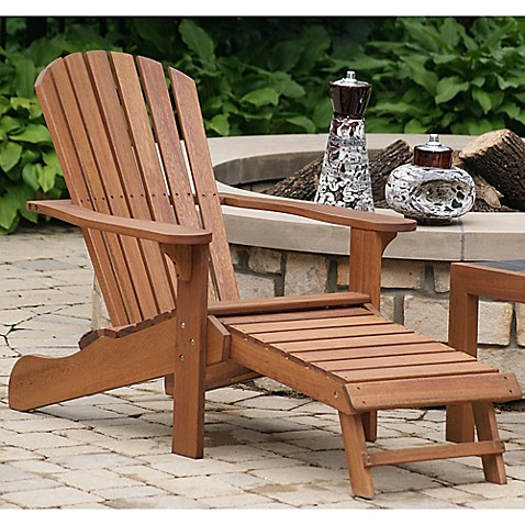 Adirondack Chair Bed Bath Beyond
