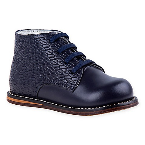 Josmo Shoes Woven Print Walking Shoes in Navy BABY