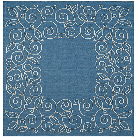 Safavieh Vine Scroll Indoor Outdoor Rug Bed Bath Amp Beyond