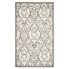 image of Safavieh Amherst Medallion Indoor/Outdoor Rug
