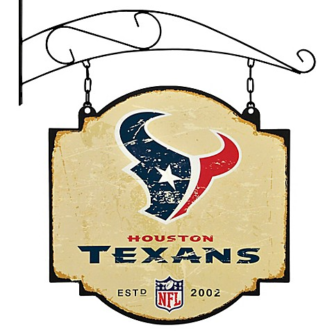 NFL Houston Texans Tavern Sign - Bed Bath & Beyond