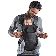 image of Contours Love 3-in-1 Baby Carrier in Charcoal