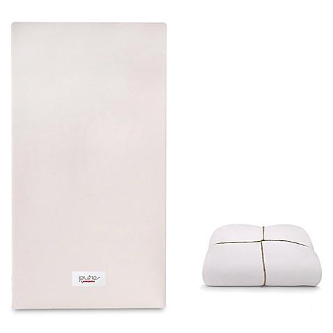 Babyletto COCO Core Mini Crib Mattress with Smart Cover